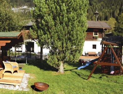 Garten/Terrase Steinbachhof